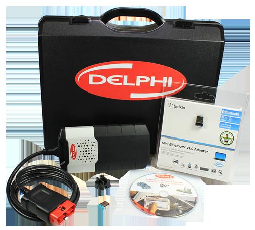 DelphiDS150_autodiagnostik
