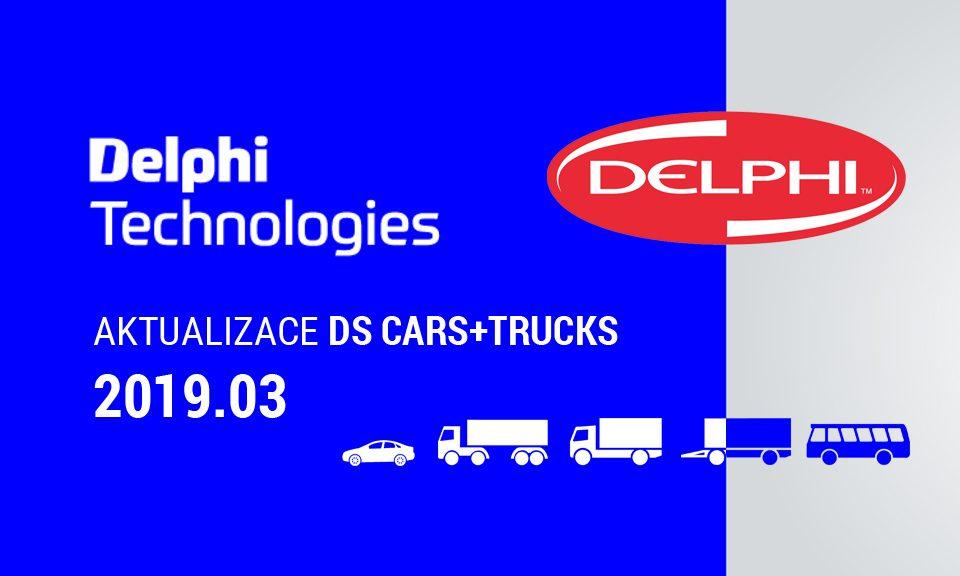 Aktualizace Delphi DS 2019.03