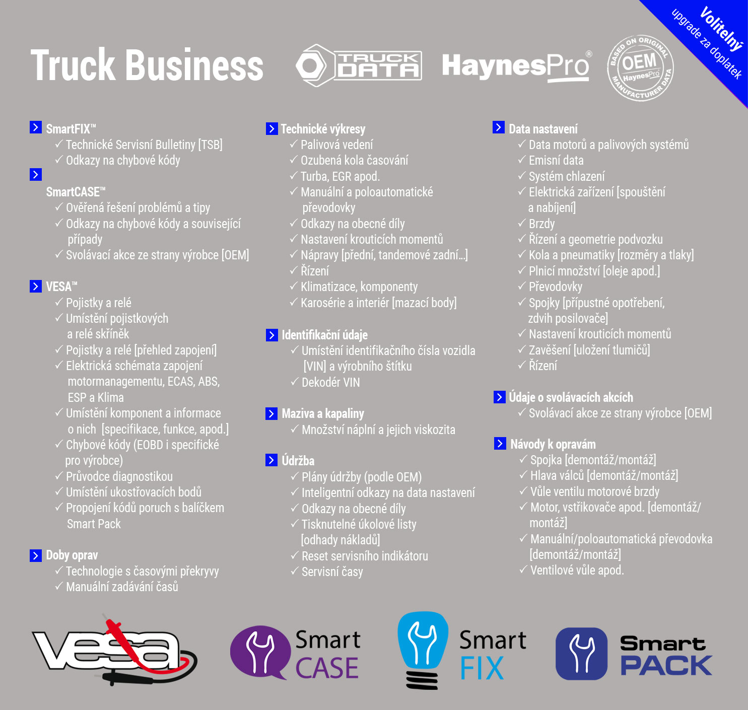 VTI Truck Busines