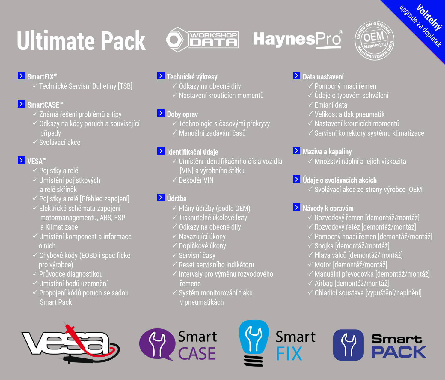 VTI Ultimate Pack