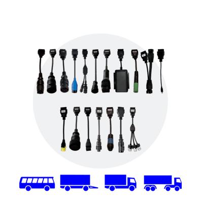 Redukce – nákladní vozy
