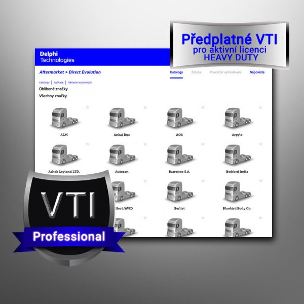 VTI Truck Professional